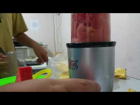 HOW TO USE MAGIC BULLET BLENDER MIXER/ PRODUCT REVIEW