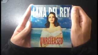 Lana Del Rey 'Unreleased' album unboxing