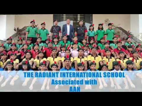 AAN @ The Radiant International School