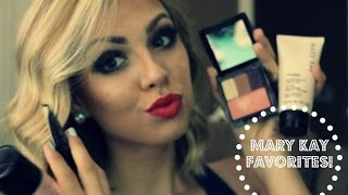 My Top 4 Mary Kay Products Thumbnail