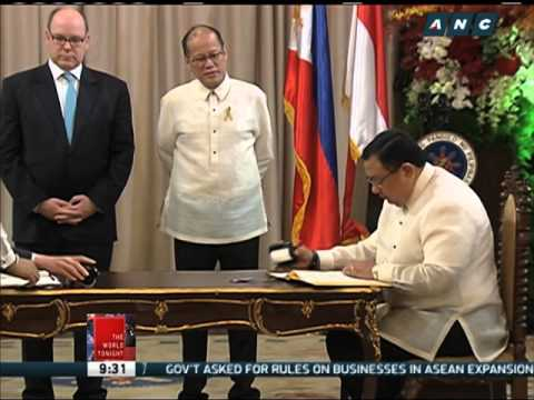 PH, Monaco boost ties on economy, environment