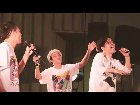 やついいちろう×Sundayカミデ×ナイツ塙「LIFE」MUSIC VIDEO(YouTube ver.)