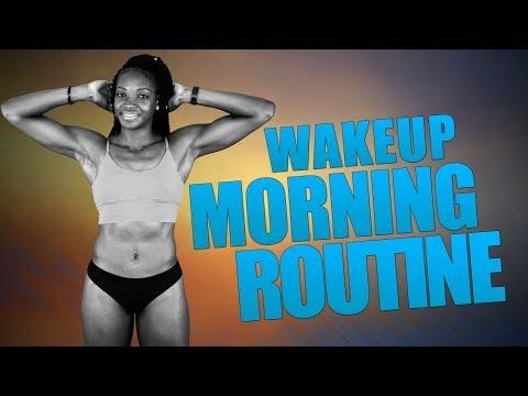 WakeUp Morning Routine