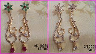 1 gram gold daily wear earring…