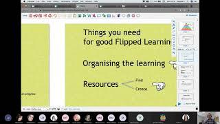 J2E Webinars session 2  Flipped Learning
