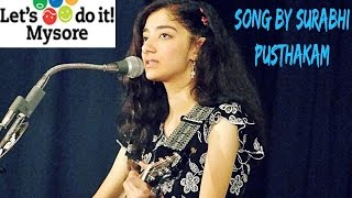 """LETS DO IT MYSORE""  Official Theme Song By Surabhi Pusthakam"
