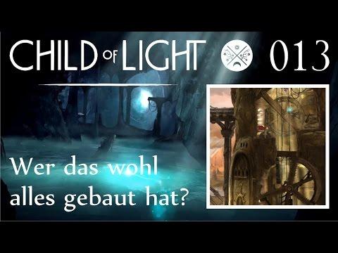 Let´s Play Child of Light #013 - Wer das wohl alles gebaut hat?