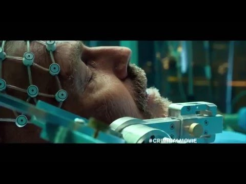 """Criminal 2016 Movie Official TV Spot – """"Impossible"""""""