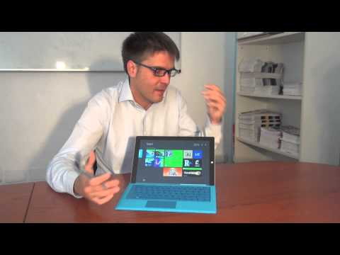 Microsoft Surface Pro 3 - Recensione approfondita - Cellularemagazine.it
