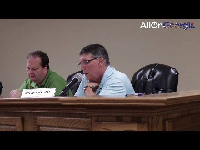 Brooklet City Council Apologizes about Police department