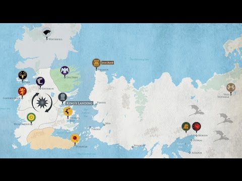 « Game of Thrones » : the five seasons summarized in 7 minut