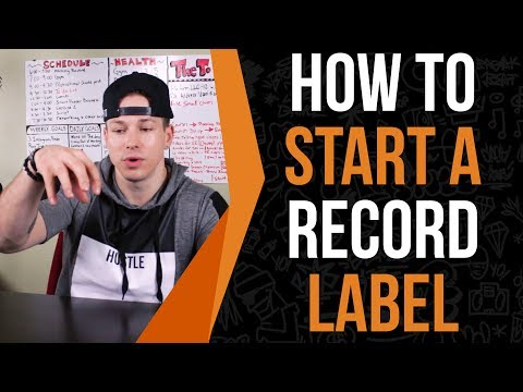 How To Start A Record Label In 5 Minutes Plus Tips And Tricks Mp3