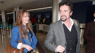 Richard Hammond Says He's A 'Cautious Driver' For His 'Lovely Wife And Daughter'