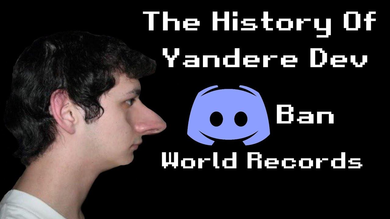 Yanderedev S Discord Ban Speedruns Know Your Meme