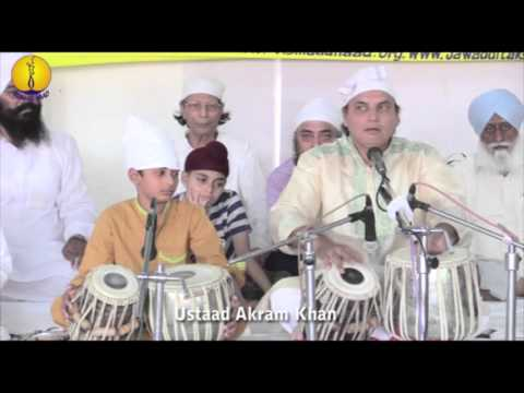 Ustaad Akram Khan : Gurmat Sangeet Workshop 2015