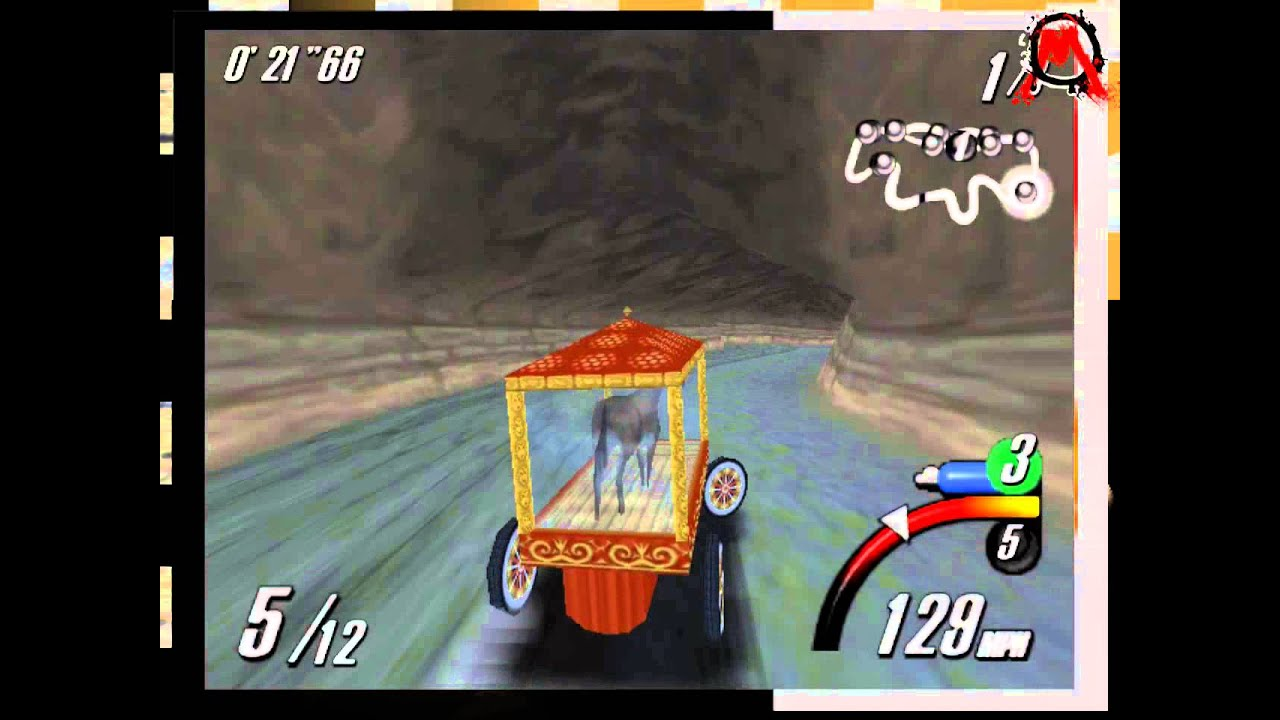 Resultado de imagem para Top Gear Overdrive n64