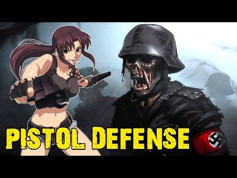PISTOL DEFENSE ZOMBIES!· CoD World at War Custom Zombies Map/Mod ...