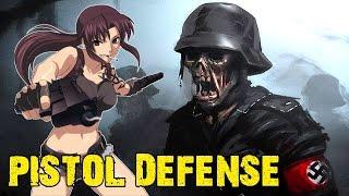 PISTOL DEFENSE ZOMBIES!▐ CoD World at War Custom Zombies Map/Mod