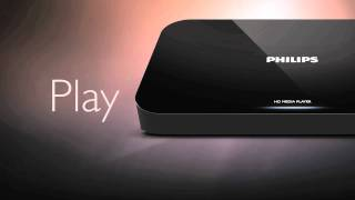 Philips Wi-Fi Smart Media Box HMP5000