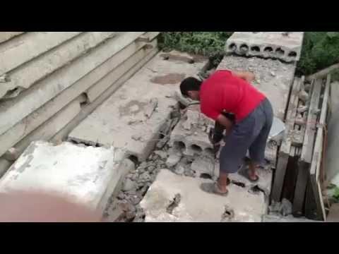Как обрезать плиту перекрытия плиты перекрытия ульяновск жби