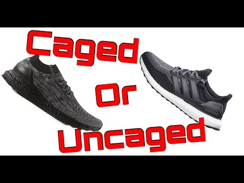 17f78b8d2 ... new zealand uncaged vs. caged ultra boost review youtube 49d01 2dd8d