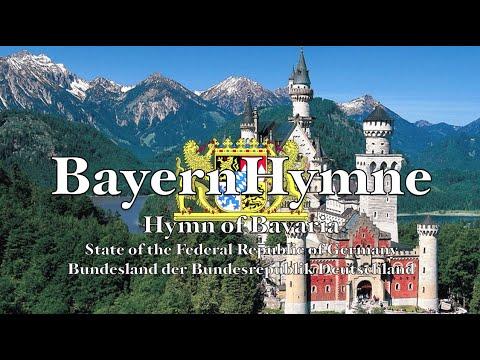 German State Anthem: Bavaria - Bayernhymne