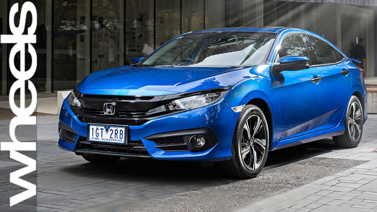 honda civic rs review car reviews wheels australia youtube. Black Bedroom Furniture Sets. Home Design Ideas