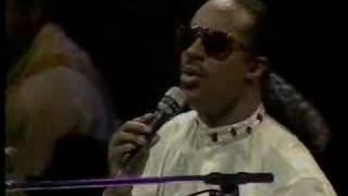 Stevie Wonder - Good Light - LIVE London Part 16
