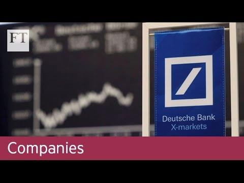 Deutsche Banks woes in 5 charts | Companies
