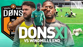 JUSTICE FOR RYAN | SE DONS XI 'Sunday League Football'