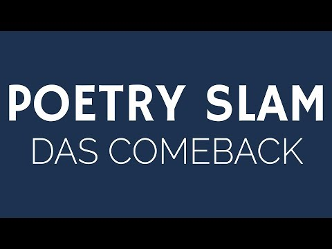 Das Comeback - Poetry Slam | ELIM KIRCHE GEESTHACHT | HD