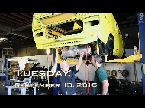 EVTV Friday Show - September13, 2016.  VW/Tesla Conversion