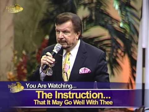 The Instruction | Dr. Mike Murdock
