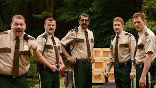 We have the EXCLUSIVE Super Troopers 2 trailer drop here and MEOW! by : theCHIVE