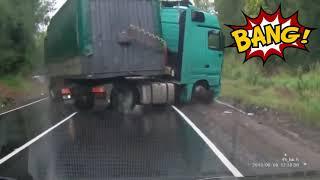 Авария! Подборка ДТП на видеорегистратор 2018!!!...