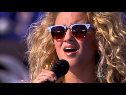 Tori Kelly Colors of the Wind