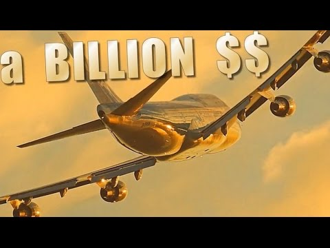 Top 10 Most Expensive Private Jets in the world | Richest