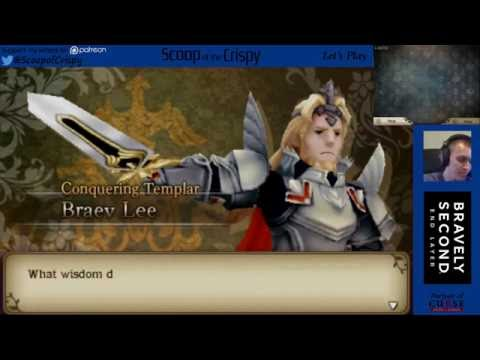 Bravely Second (3DS) - 107 - Starting Templar Asterisk Quest - Mike's Let's Play