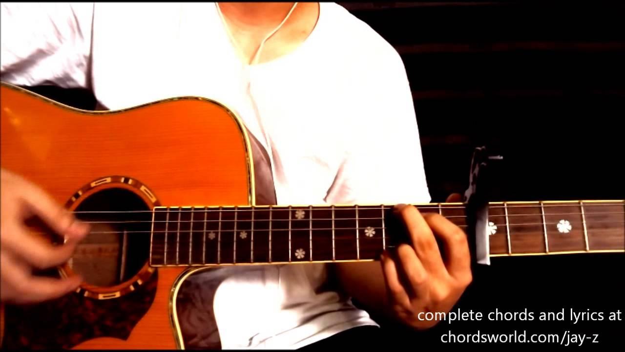 Holy grail guitar chords