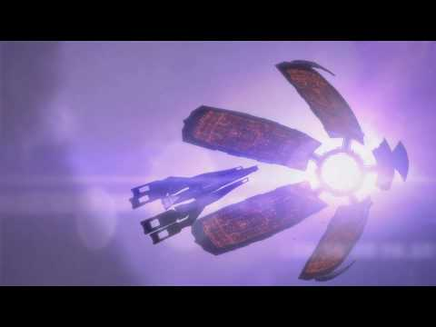 Mass Effect 1: First Visit to the Citadel in 1080p