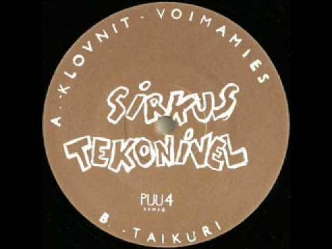 Tekonivel - Sirkus EP - Klovnit.wmv