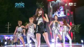 4Minute Perform Live Change (HyunA Solo), Hot Issue and Huh (Remix)