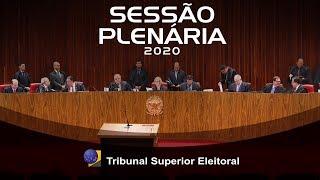 Assista a íntegra da sessão de julgamentos do Tribunal Superior Eleitoral realizada no dia 18 de fevereiro de 2020.