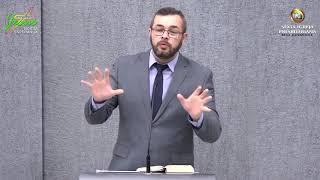 """Mateus 10 -""""O que é ser discípulo de Cristo"""" Pr. Tiago Lang 24-01-2021"""