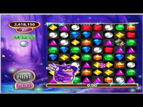 Bejeweled Blitz Panda-Monium