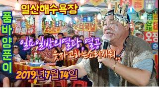 양푼이품바 (4k영상)2019년7월14일