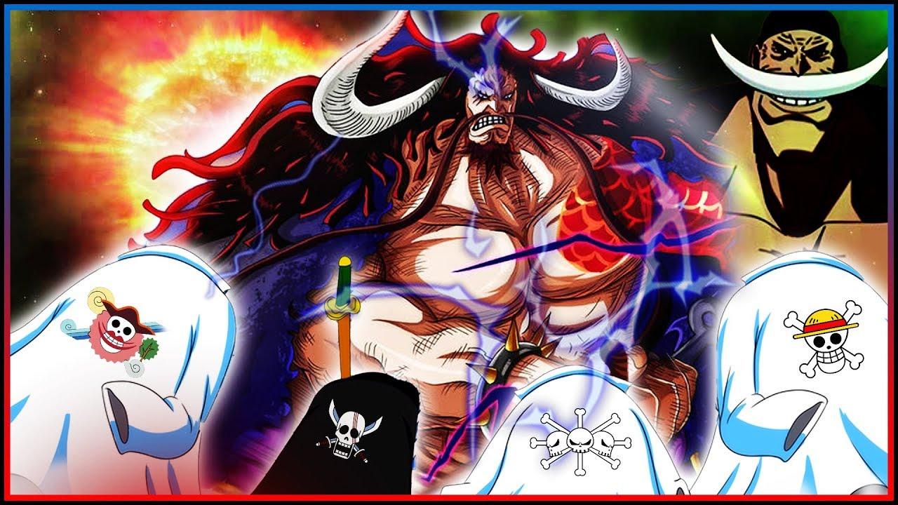 Yonkou Di Anime One Piece