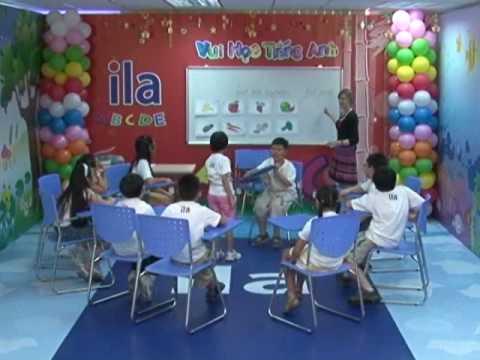 ILA Vui Hoc Tieng Anh - Lesson: Fruit & Vegetables