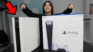 【気づかないw】PS5 がめっちゃ似てるただのシュレッダードッキリwww