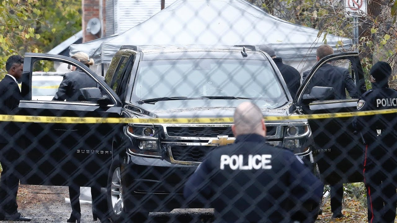 Victims of two Monday morning shootings attended same Sunday